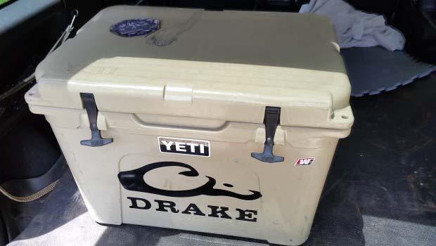 Yeti 45 Drake Waterfowl