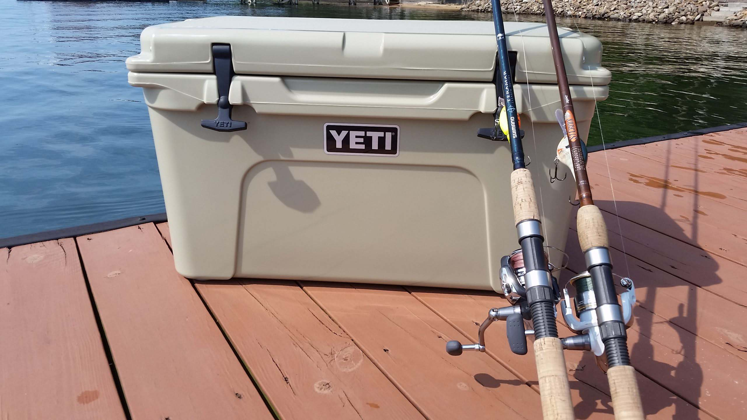 Yeti 45 Fishing