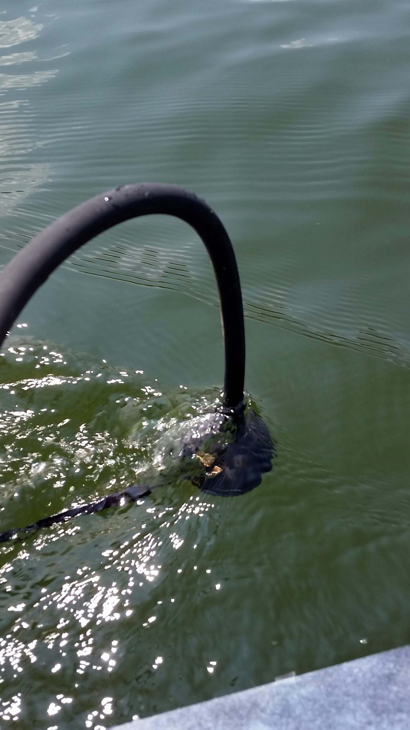 Deeper fish finder mount for Deeper fish finder review