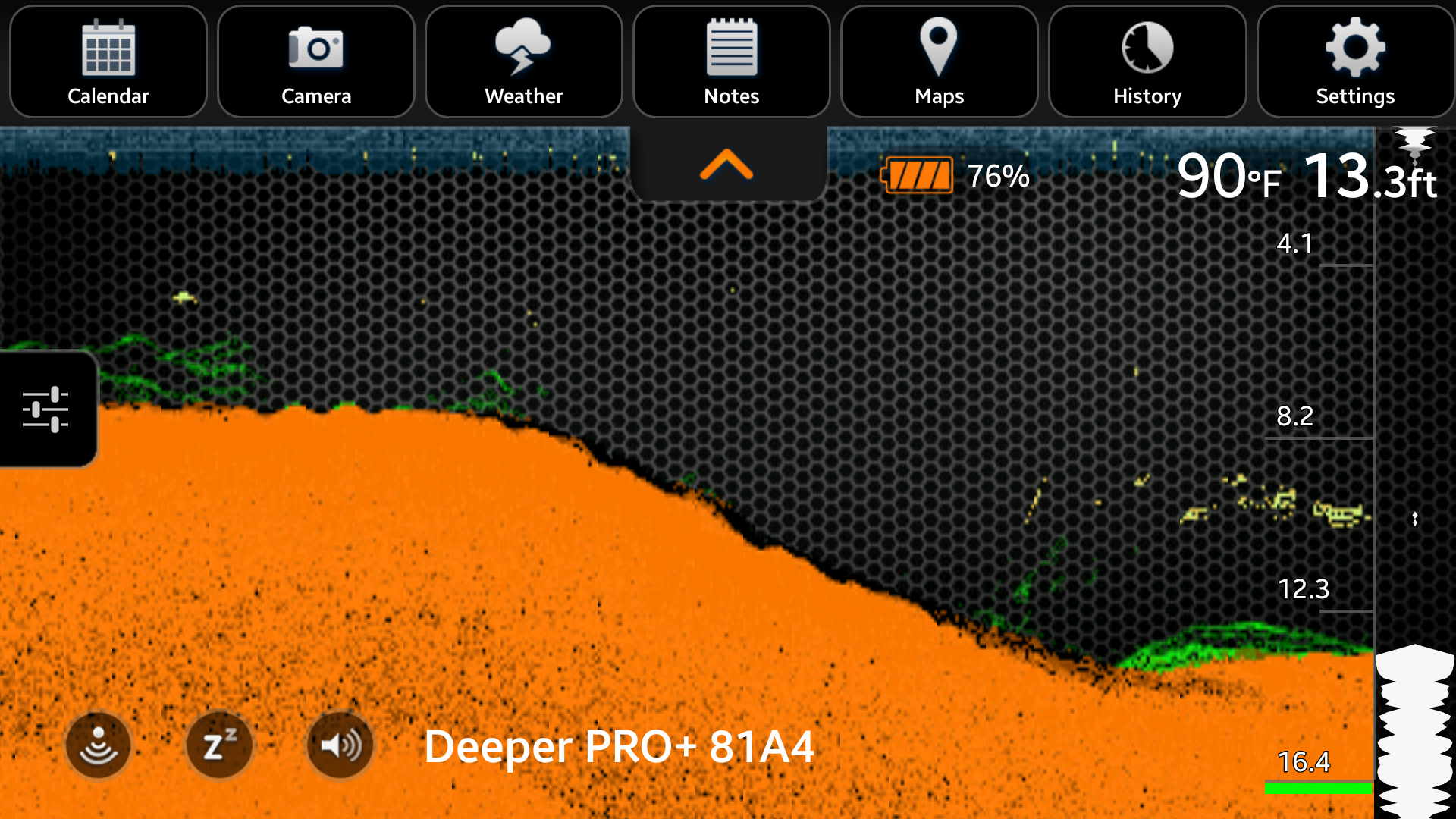 Deeper smart sonar for Deeper fish finder review