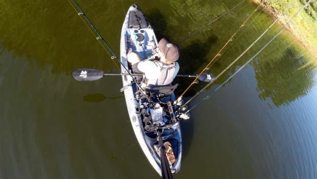 Dark Water Fishing