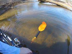 Floating Kayak Hand Paddle