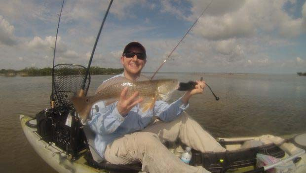 Heath Anderson Redfish