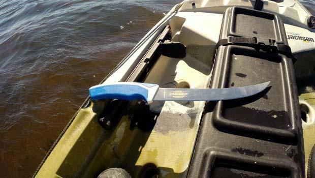 Williamson Fillet Knife Kayak