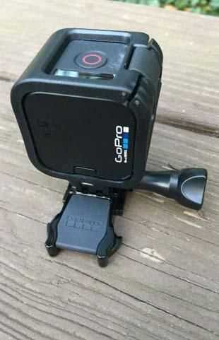 GoPro Session Back Case
