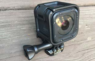 GoPro Session Front
