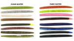 Lure Color Chart Fishing - Small