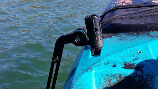Scotty Transducer Arm Mount