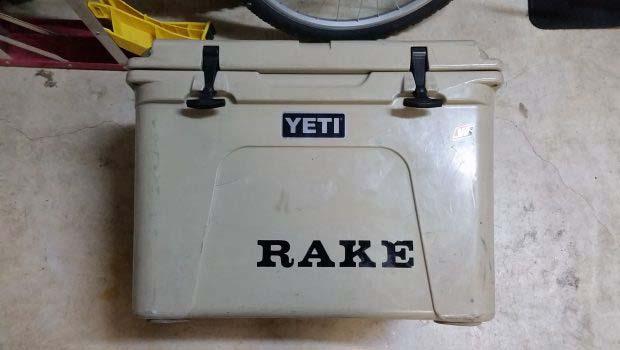 Yeti 45 Rake