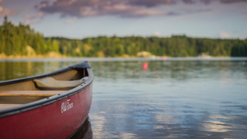 Kayak and Canoe Trolling Motor